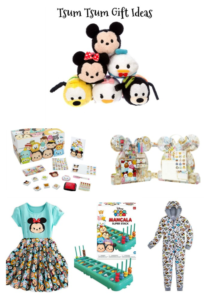 Marvelous Tsum Tsum Gift Ideas for All Fans on Your List