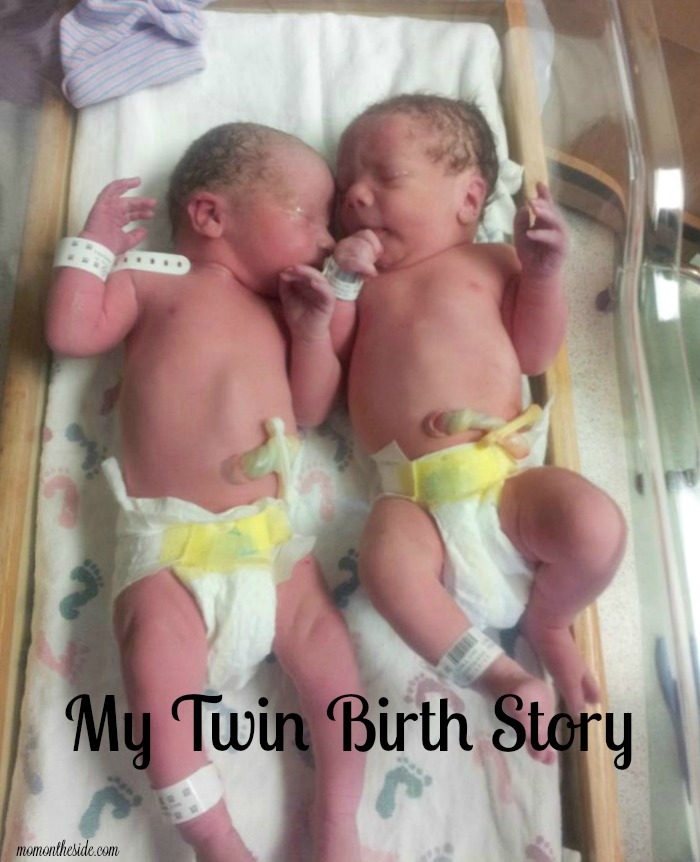 My Twin Birth Story
