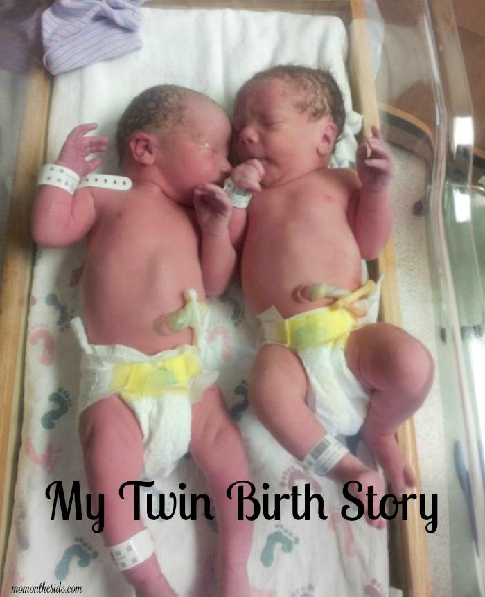 My Twin Birth Story