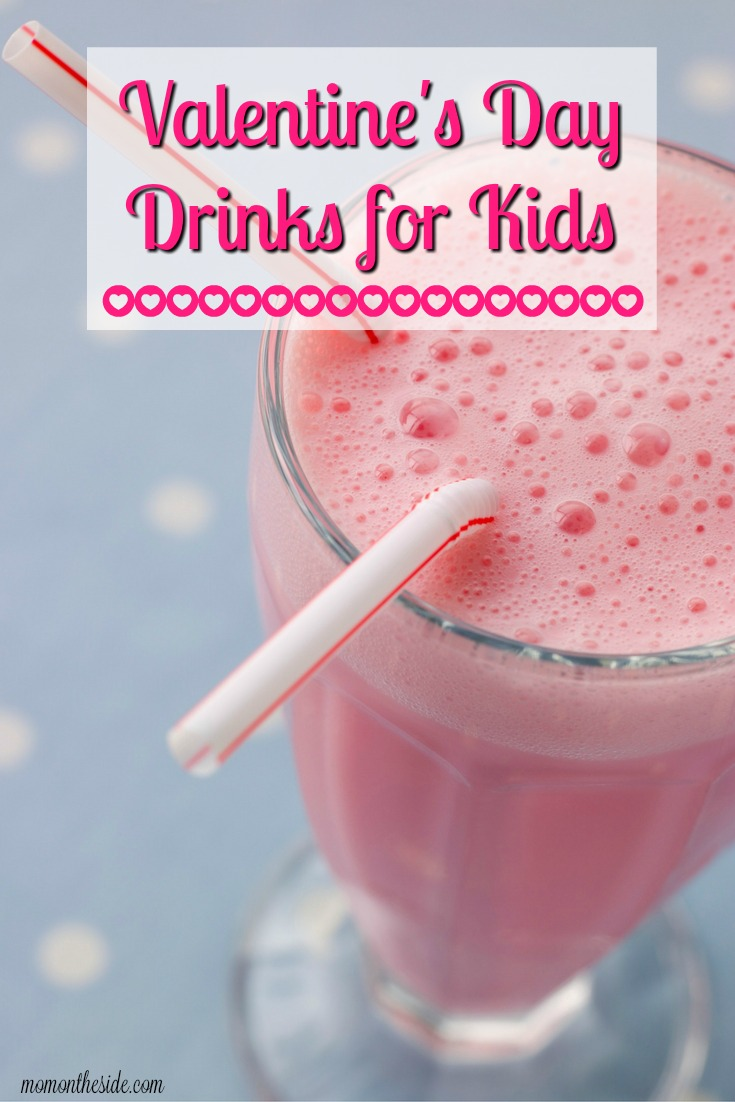 Valentine's Day Drinks for Kids