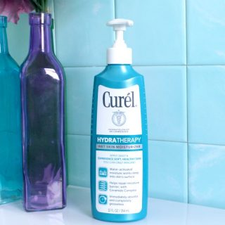 Relieve Dry Skin with Curel Hydra Therapy: Wet Skin Moisturizer that Works!