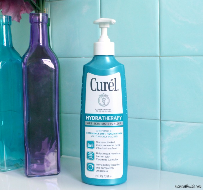 Relieve Dry Skin with Curel Hydra Therapy: Wet Skin Lotion that Works
