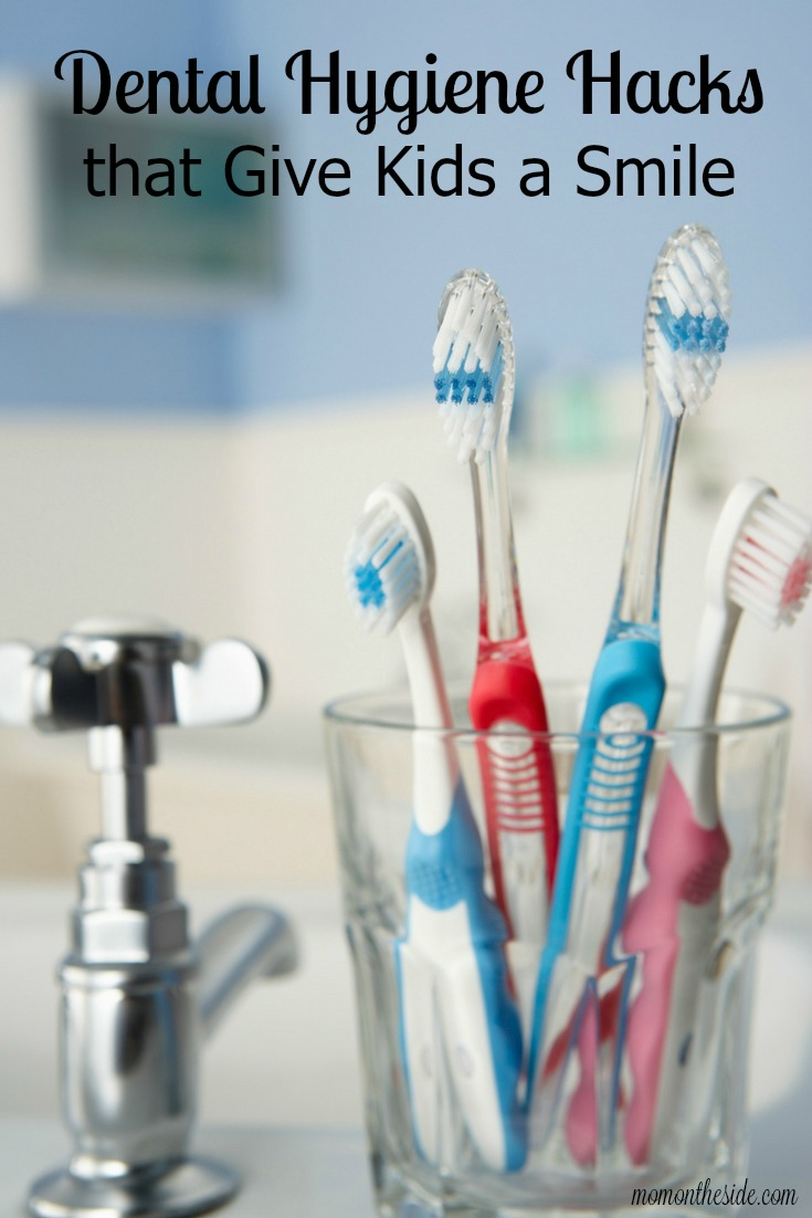 Dental Hygiene Hacks that Give Kids a Smile