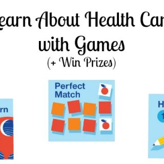 Learn About Health Care with Games and Prizes