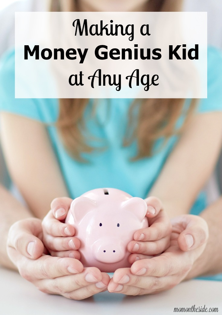 Making a Money Genius Kid at Any Age