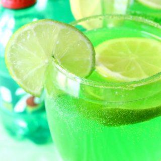Sour Green Apple Spritzer
