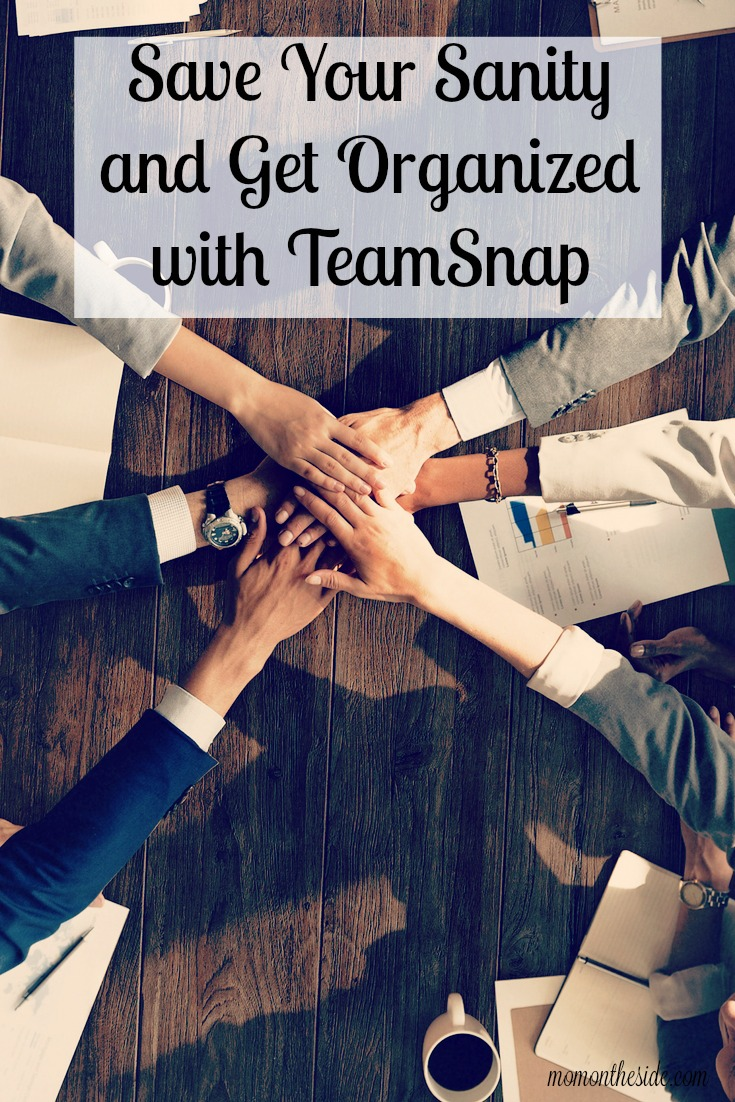 Save Your Sanity and Get Organized with TeamSnap