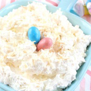 Coconut Cream Dip