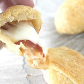 Easy Cheesy Bacon Bites