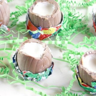 Cadbury Egg Shooters