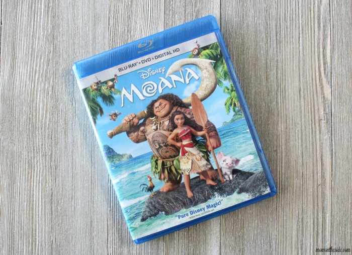 Moana Fun Facts + Blu-ray Bonus Features