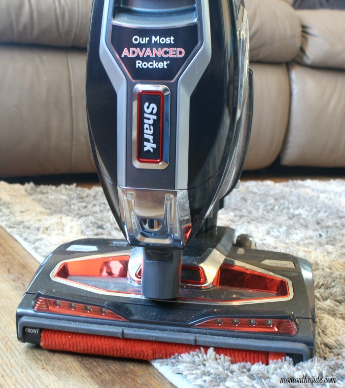 Tackle Floor to Ceiling Cleaning with Shark Rocket Complete