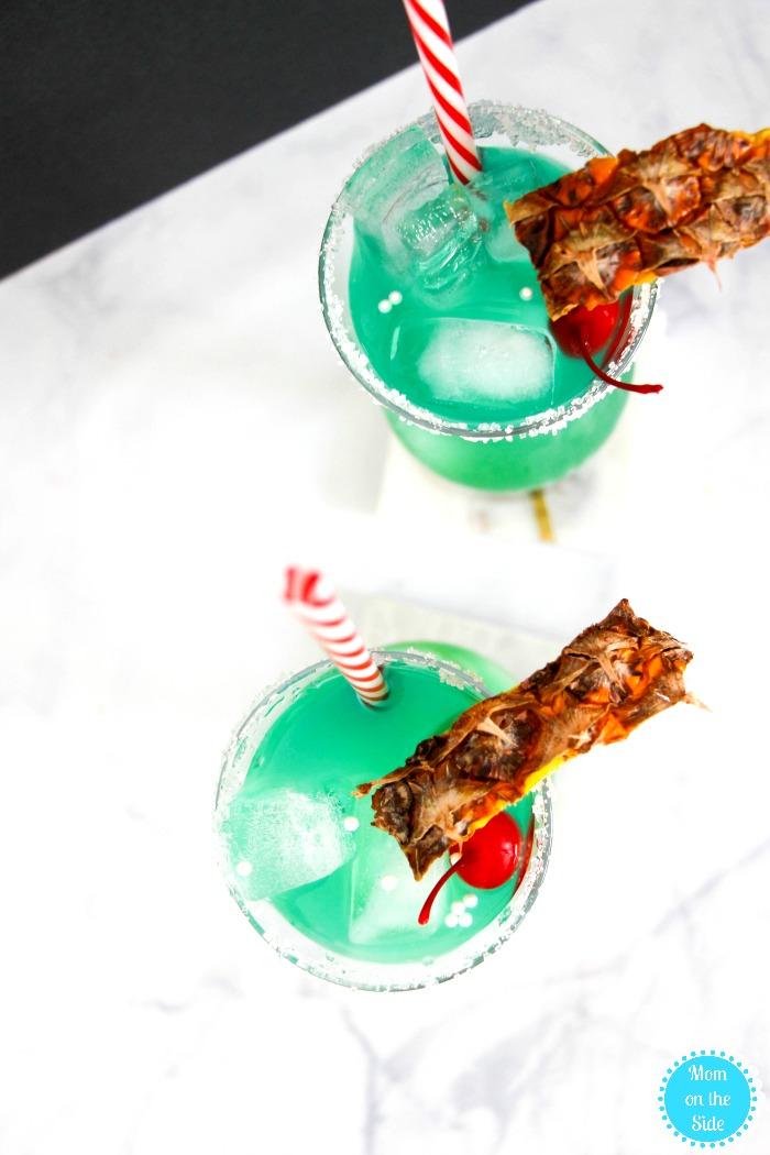 Blue Cocktail Recipe