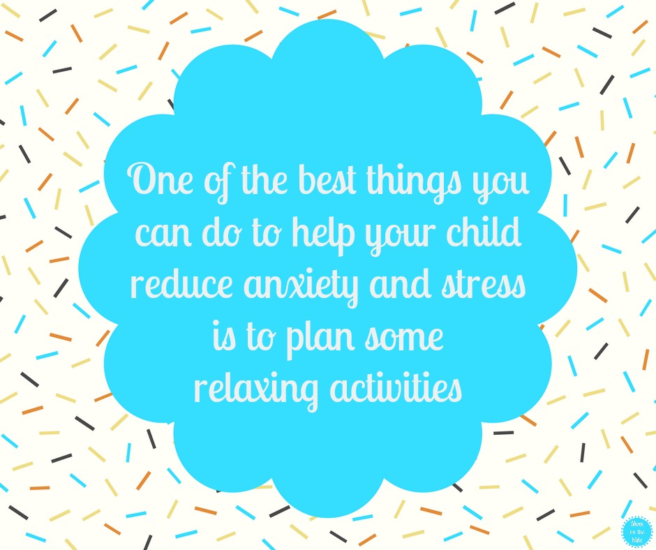 Anxious Child Tips