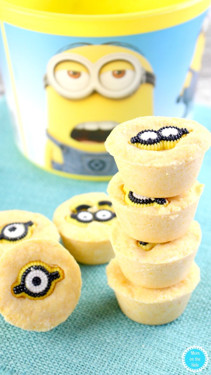 Homemade Minions Bath Bombs for kids are easy to make and smell amazing! If you struggle to get your child to a bath or want bath time fun, this is it!