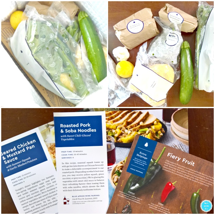 Blue Apron Makes Cooking with Family Easy