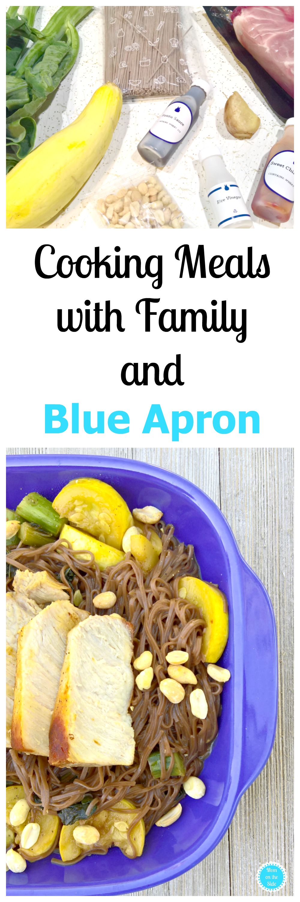 Blue Apron makes Cooking with Family Easier