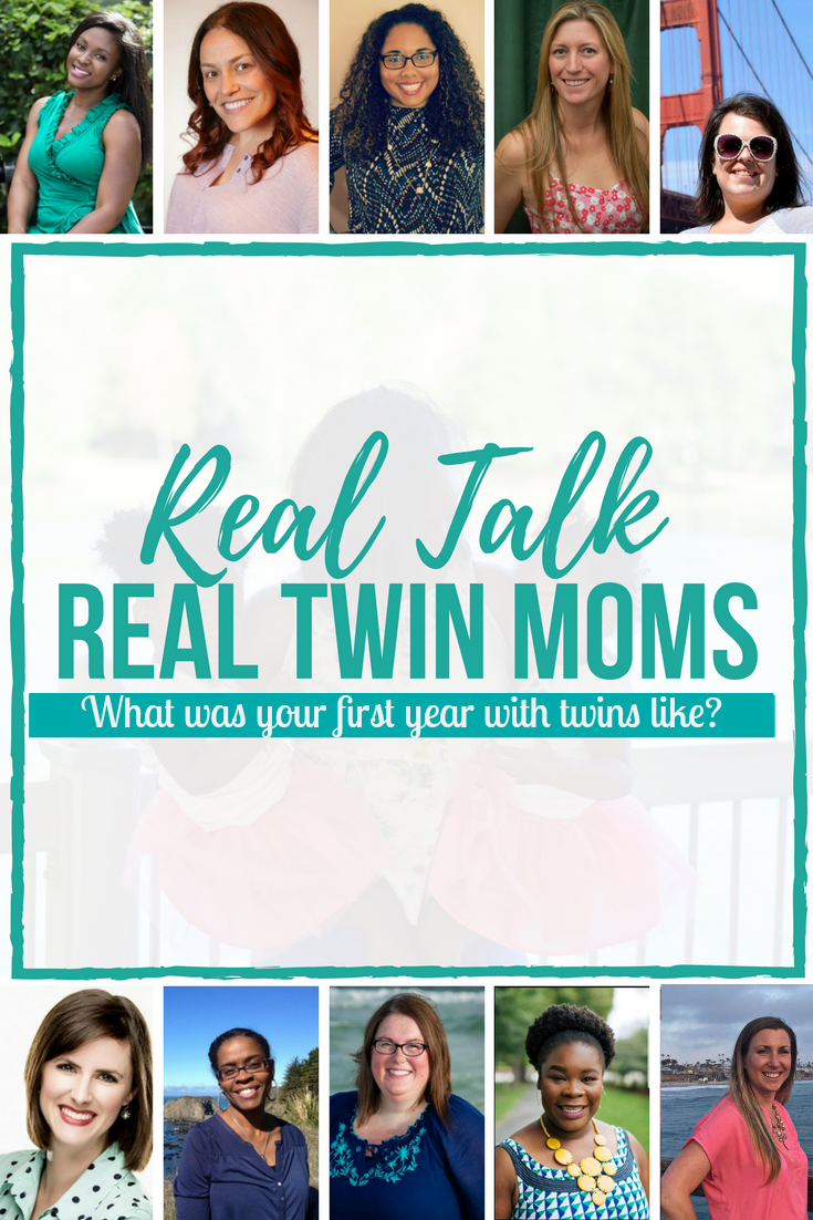 The month's Real Talk with Twin Moms Series asks the question