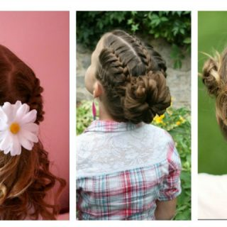 15 Summer Hairstyles for Girls