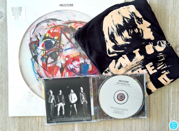 Halestorm's Dear Daughter Prize Package