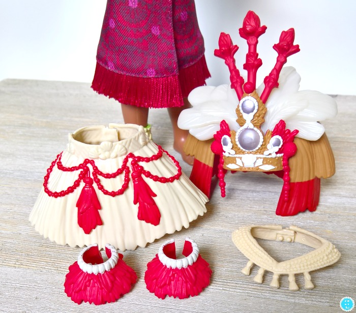 Moana Ceremonial Outfit