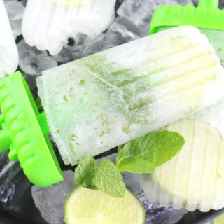 Mojito Pops for Adults