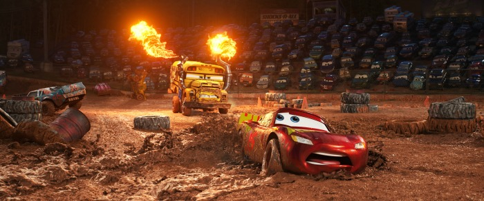 Creating the Film - Cars 3 Fun Facts