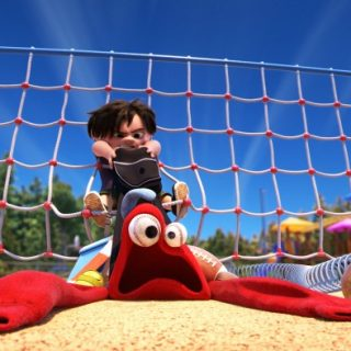 Inside the Heartwarming New Pixar Short LOU