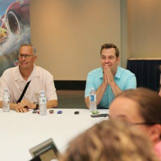 Final Cars 3 Interviews with Director and Producer