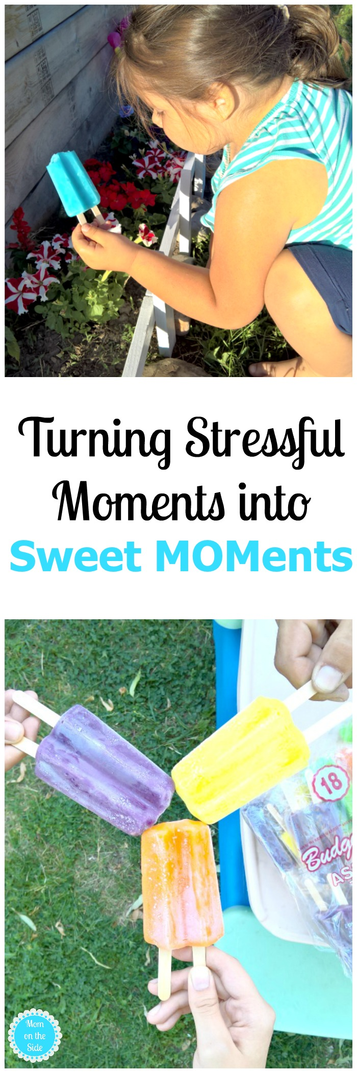 Stressful Moments turned Sweet MOMents