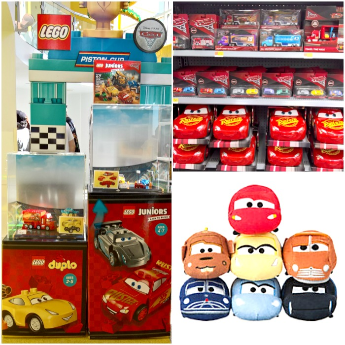Cars 3 Toys In Stores