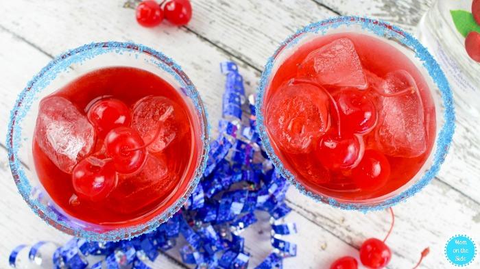 Cherry Bomb Cocktail Recipe