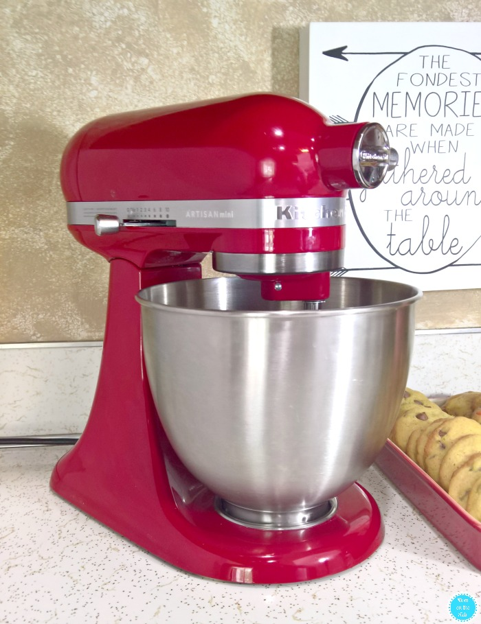 KitchenAid Artisan Mini Mixer at Best Buy and Different Cookies from One Dough