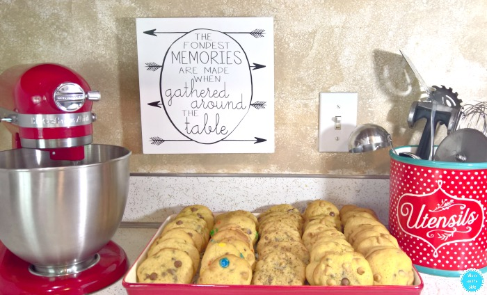 New KitchenAid Artisan Mini Mixer and Different Cookies from One Dough