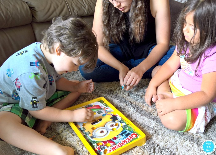 Minions Games: Despicable Me 3 Operation