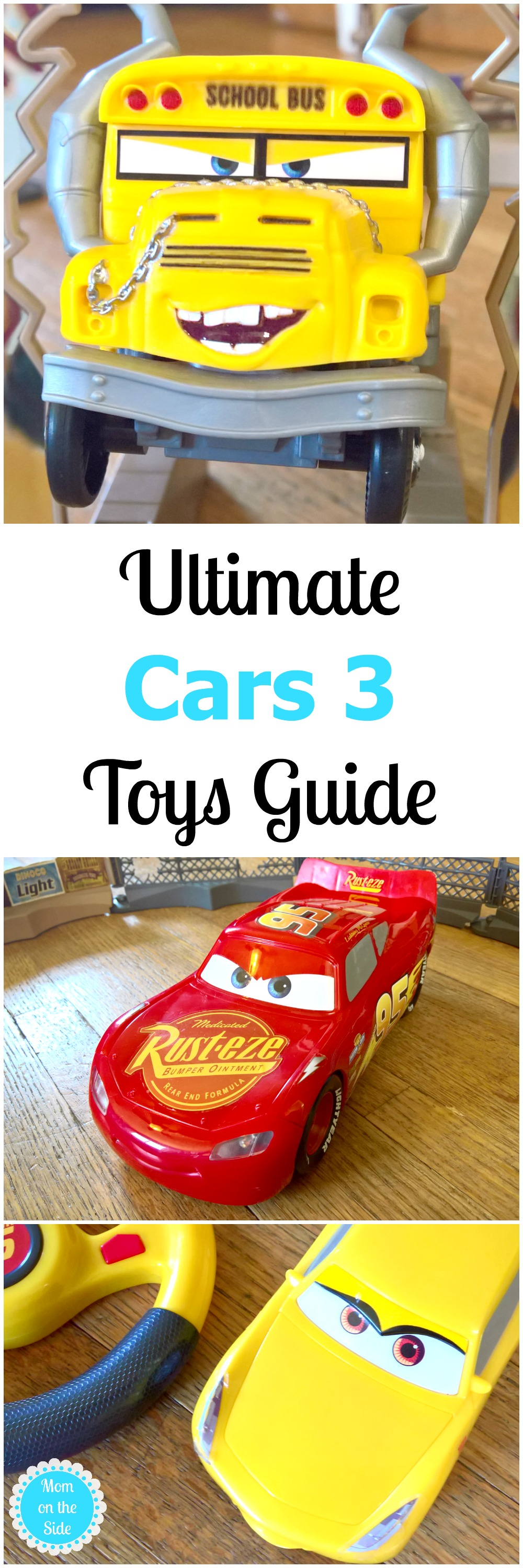 New Cars 3 Toys and Products for Sale