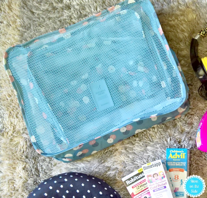 Packing Cubes are Road Trip Must Haves When Traveling with Kids