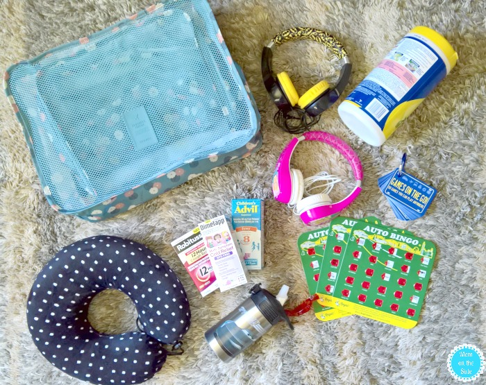 Road Trip Must Haves to Pack When Traveling with Kids