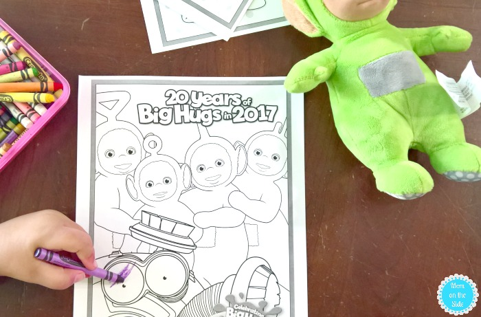 Entertaining Preschoolers on Road Trips with New Teletubbies Toys