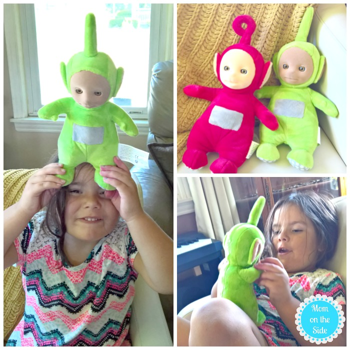 Entertaining Preschoolers on Road Trips with Teletubbies