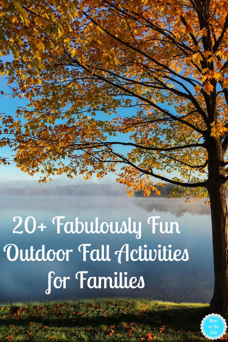 If you are looking for things to do when the weather gets cooler, these fabulously fun outdoor fall activities for families are some of our favorites! Rock painting, geocaching, hayrack rides, and more!