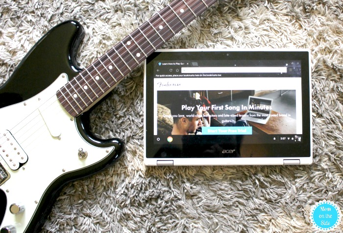 Teens Need to Learn Guitar at Home with Fender Play