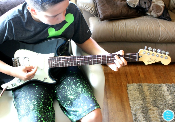 Learn Guitar at Home with Fender Play