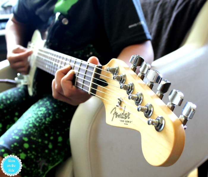 Everything Teens Need to Learn Guitar at Home with Fender Play