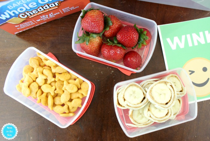 Simple Smile-worthy Preschool Lunches for Back to School