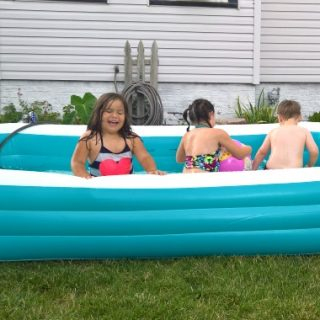 10+ Super Fun Things To Do in Inflatable Pools