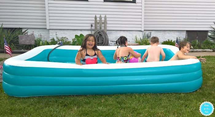 Fun Things to Do in Inflatable Pools for Kids