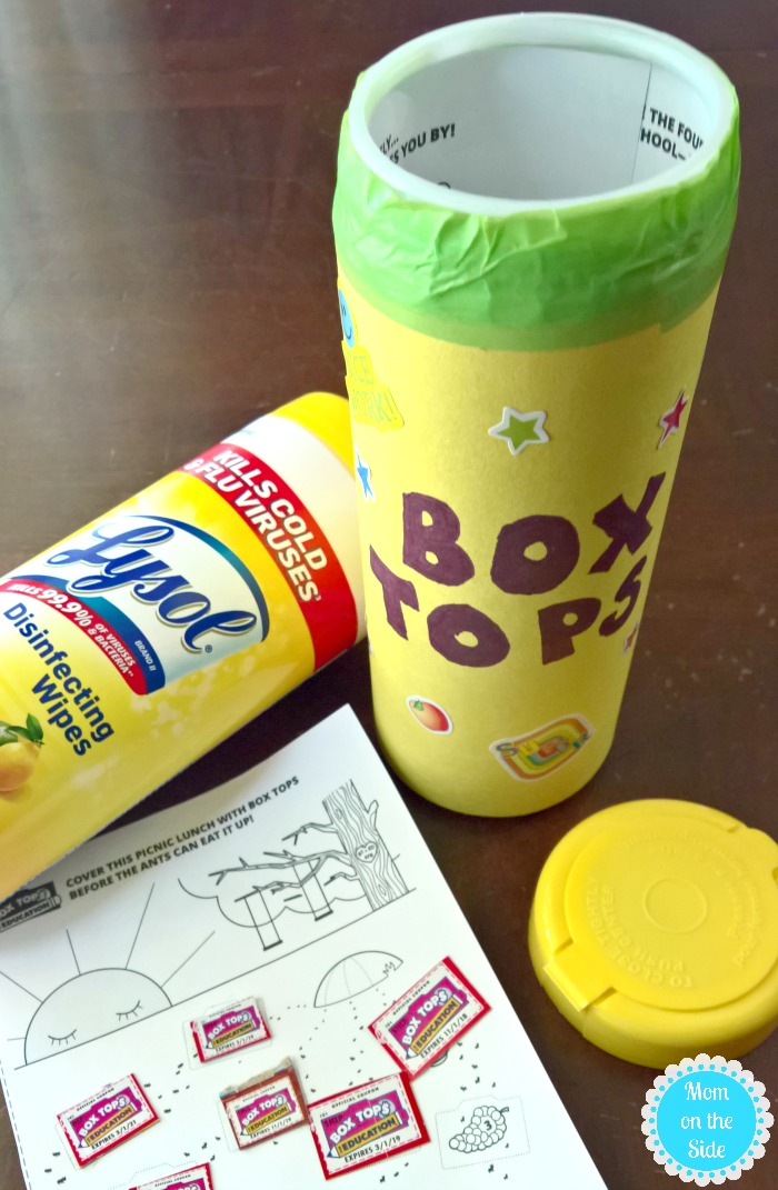How to Get Family Involved in Box Tops