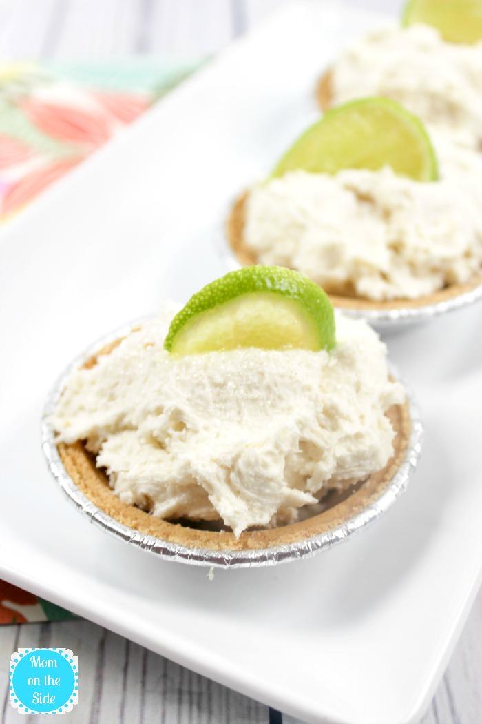 Delicious Margarita Cake Mix Mini Pies Recipe