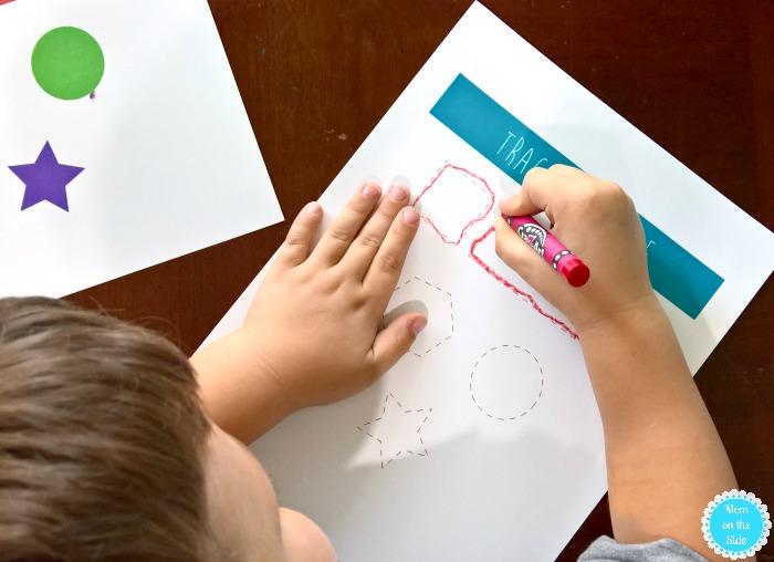 Fun Printable Preschool Worksheets